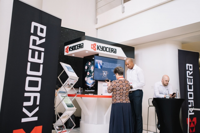 KYOCERA Document Solutions display area