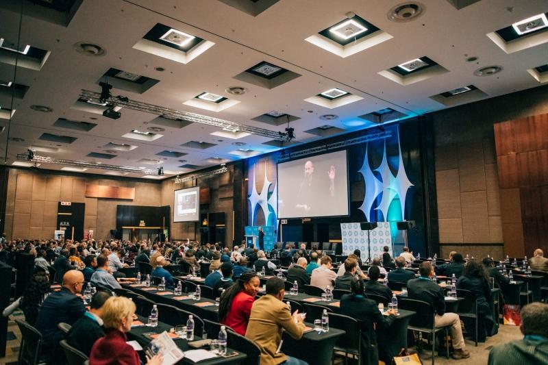 Main plenary session