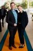 Greg Palmer, Enterprise Sales Director, Sage Enterprise SADC and Patricia McClelland