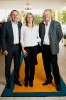 Tony Abrahall, First Distribution, Debbie Abrahall, First Distribution and Bertus Van Heerden, BCX