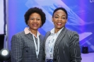 Poppy Tshabalala and Pinky Kekana