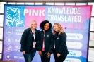 Pink Elephant stand staff