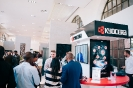 Delegates networking by KYOCERA Document Solutions display