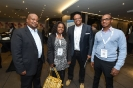 Speakers: Sehume Motswenyane and Paul Masemola networking with the delegates