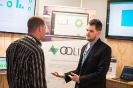 Delegate visiting the OQLIS exhibition