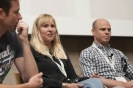 Megan Yates, James Turton and Simon Ratcliffe discuss what or who is a data scientist