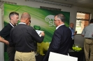 Networking at the SUSE stand