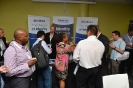 Networking at the SailPoint sponsor stand