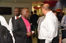Mpumi Nhlapo, T-Systems  and Thomas Lee, XON NEC