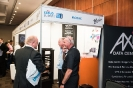 Delegate visiting the Modac stand