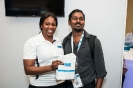 Liquid Telecom prize draw winner