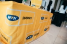 MTN Business Silver & Snack Pack Sponsor stand