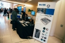 Jaycor International in partnership with Belden stand