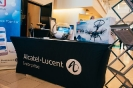 Alcatel- Lucent stand and draw prize
