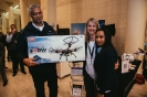 Alcatel-Lucent Enterprise prize draw winner