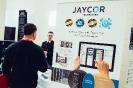 Jaycor Sponsor Display Area