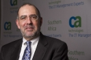 Michael Zinda, CA Technologies, senior VP: mainframe solution center