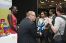 Delegates Networking on the Expo Floor