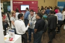 Great Networking taking place on the Expo Floor at the CA IT Symposium