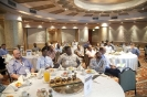 Delegates during breakfast at the Enterprise SAP Security Monitoring Executive Forum 2015