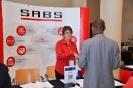 SABS sponsor display