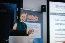 Isabella Hofmeyr - Pretorius  Legal Advisor, Capitec during her presentation