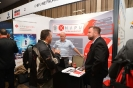 Delegates networking at the Khipu Networks stand