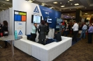 Delegates networking at the XON NEC stand