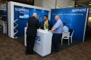 Delegates networking at the SOPHOS stand
