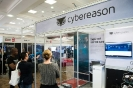 Delegates visiting the Cybereason stand