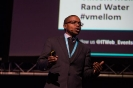Vincent Mello, Manager: system administration and risk management, Rand Water