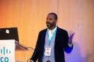 O'Shea Bowens, security operations expert, Novartis