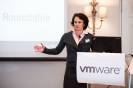 Lorna Hardie, VMware opens the Executive Round Table