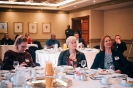ITWeb Security Summit Executive Roundtable 2019 Johannesburg :: Ranka Jovanovic  Editorial director, ITWeb with attending delegates