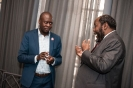 David Mphelo and Dr PaliLehohla