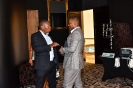 Mandla Mkhwanazi, Digital Business Leader, Transnet Group and Mthoko Mncwabe, CIO, Airports Company