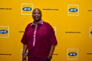 Mothibi Ramusi, CIO, National Lotteries Commission