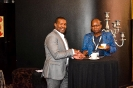 Mothibi Ramusi, CIO, National Lotteries Commission and Julius Segole Independent consultant