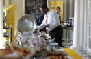 Breakfast served at the Public Sector ICT Forum