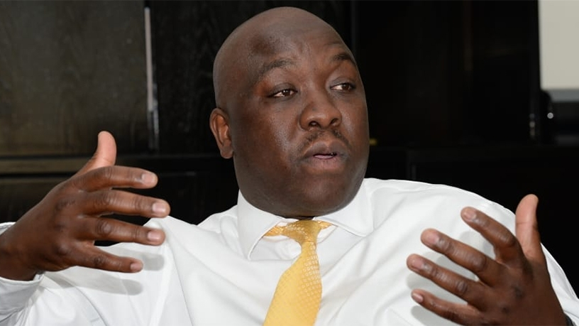 Cyril Baloyi, group CTO of the City of Johannesburg.