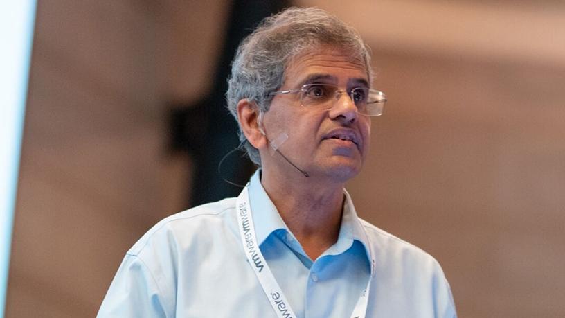 Jai Menon, futurist and chief scientist at Cloudistics.