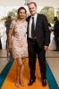 Brainstorm CIO Banquet 2019 :: Isabella and Rob Redaelli on the MTN carpet