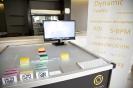 Sponsor demo in exhibition area
