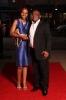 Sihle Mthiyane, Thales Group and wife Morongwa Mthiyane