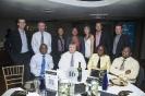 Table 16 sponsored by StorTech - table host Mr Bernard Vertenten