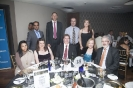 Table 18 sponsored by EOH Mthombo - table host Mr Craig van der Bank