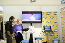 SAP exhibition area