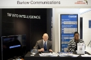 Barlow Communications exhibition area