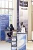 Dake Solutions Platinum Sponsor stand