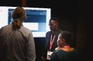 ITWeb Business Intelligence Summit 2020 Day 1 :: Delegates networking